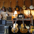 Old Style Guitar Shop Los Angeles California United States