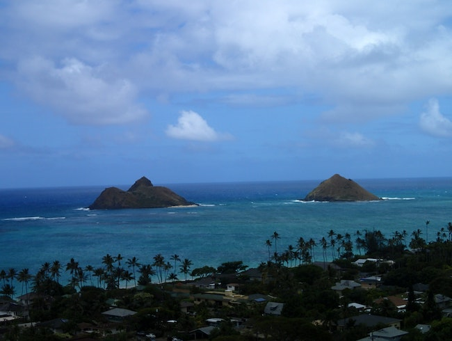 Adventure Travel Oahu - Kayaking and Hiking Kailua