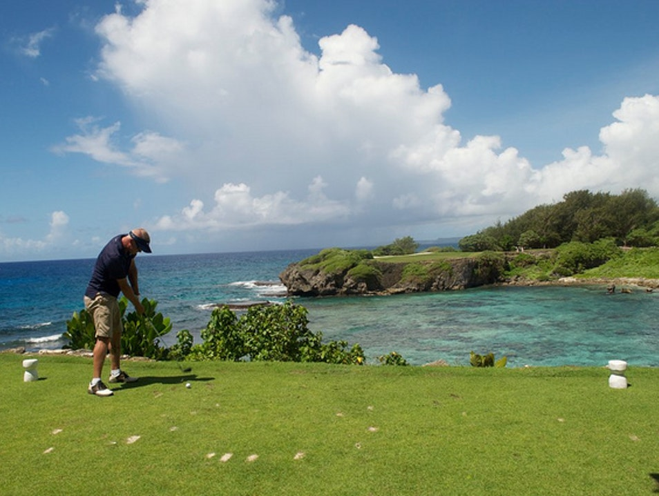 Tee Off by the Water Mangilao  Guam