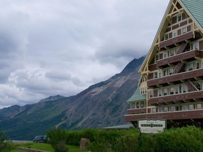 Prince of Wales Hotel, Glacier/Waterton National Park Waterton  Canada
