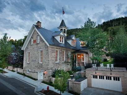 Washington School House Hotel Park City Utah United States