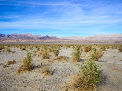 Death Valley National Park Inyo California United States