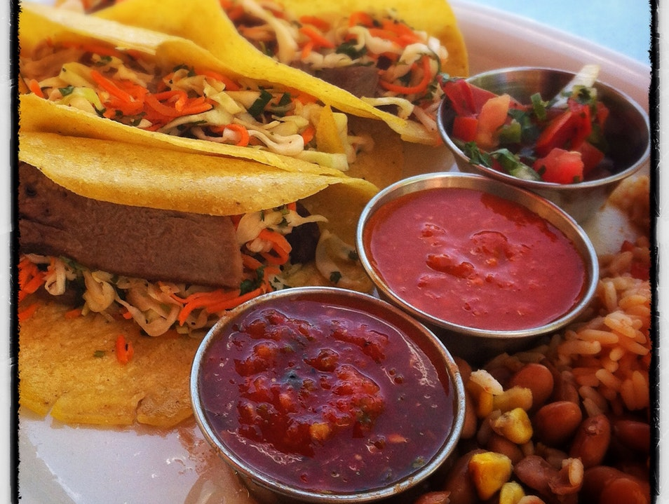 From the Foothills to the Capital: Chimayoso Tacos in Santa Fe Santa Fe New Mexico United States