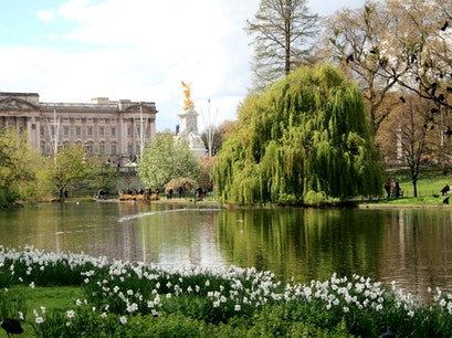 Saint James Park London  United Kingdom