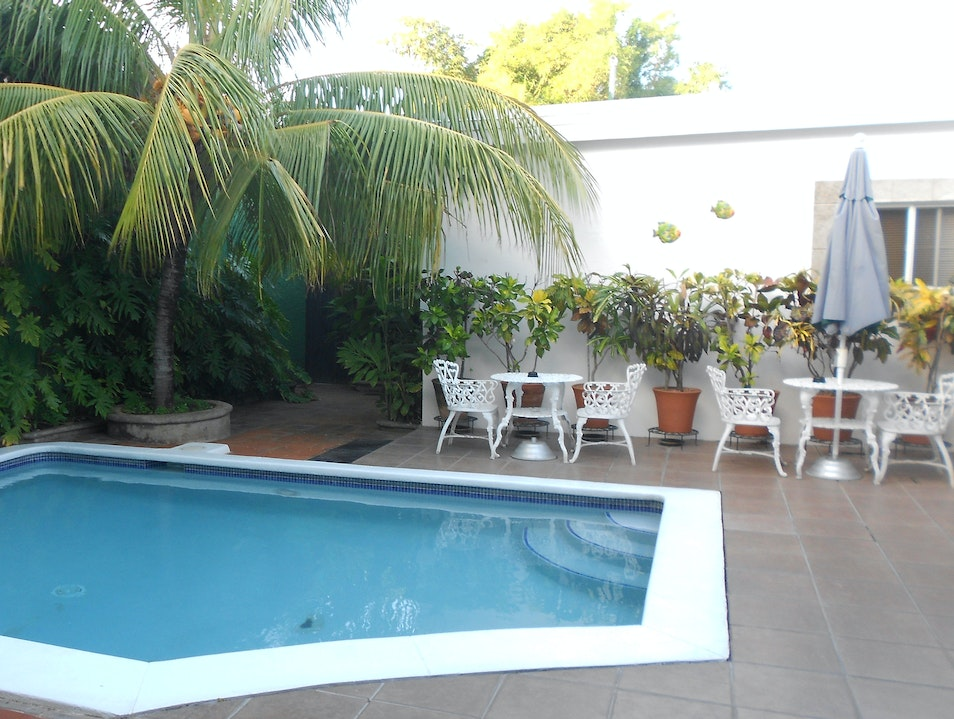 A Quiet Hotel in the Center of Managua