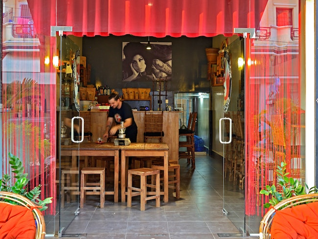 Sip Siem Reap's best coffee at Little Red Fox