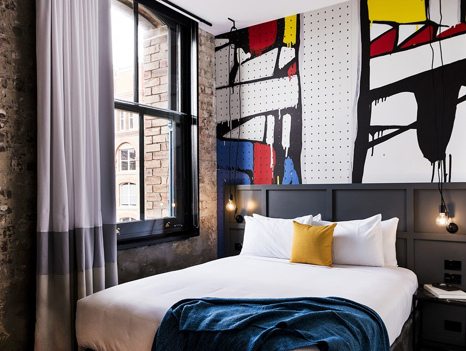 Ovolo 1888 Darling Harbour Sydney  Australia