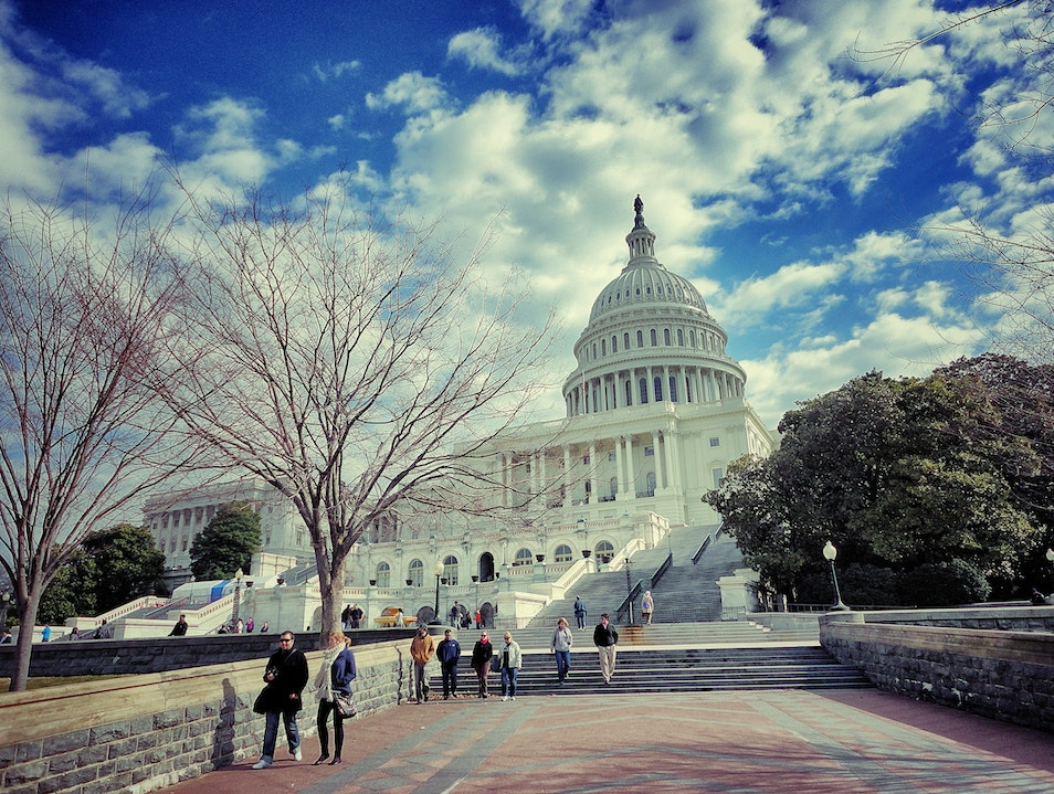 Capitol- so much history inside Washington, D.C. District of Columbia United States