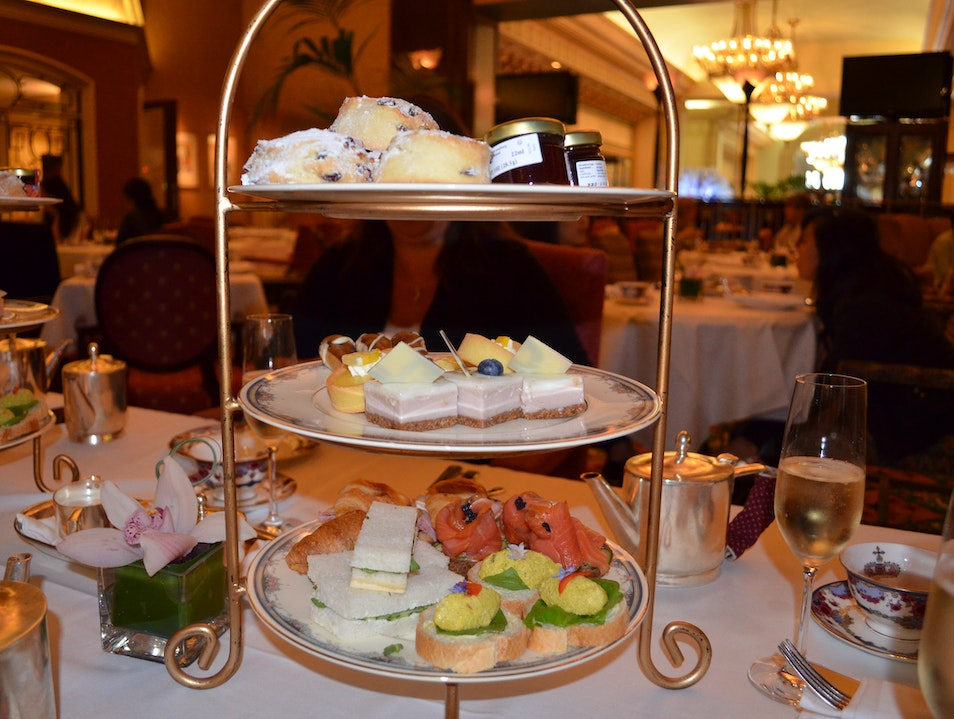 British Traditions at The Fairmont Hotel Vancouver