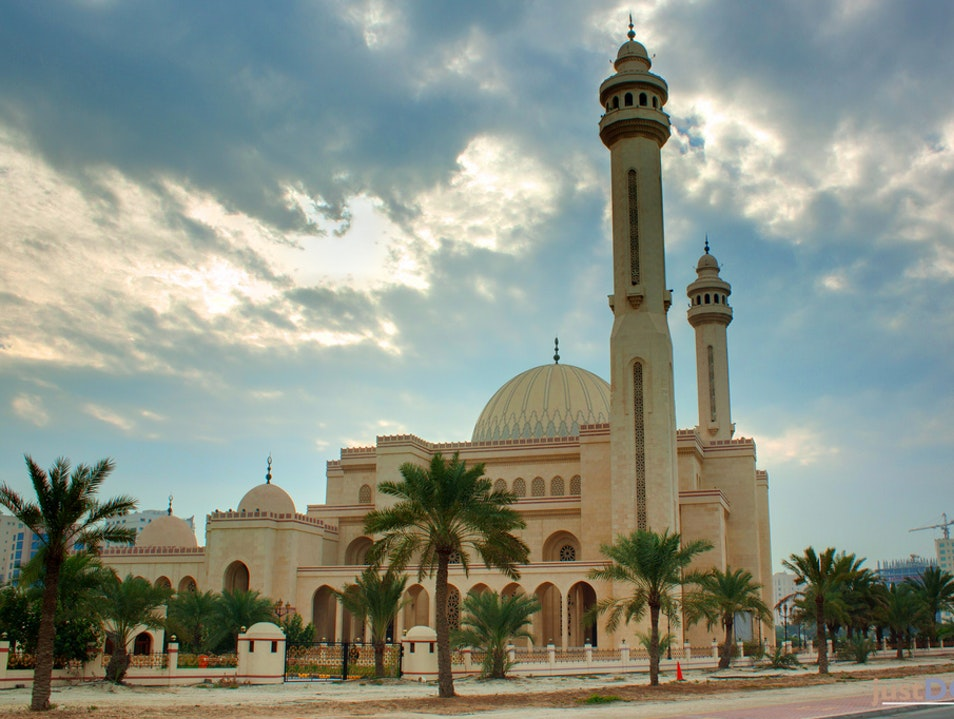 A Mosque Open to All Manama  Bahrain