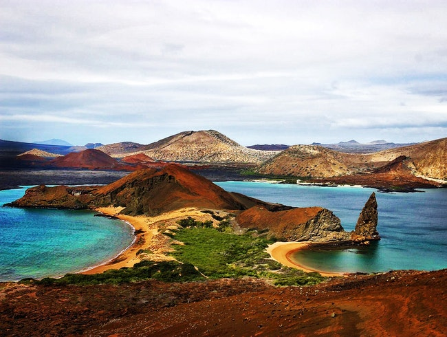 Be amazed by the Galapagos
