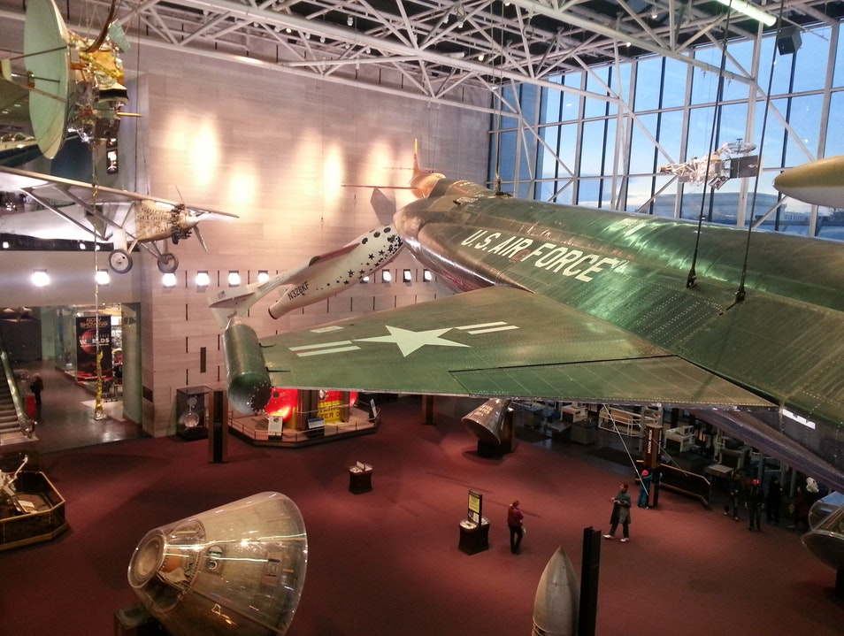 National Air and Space Museum Washington, D.C. District of Columbia United States