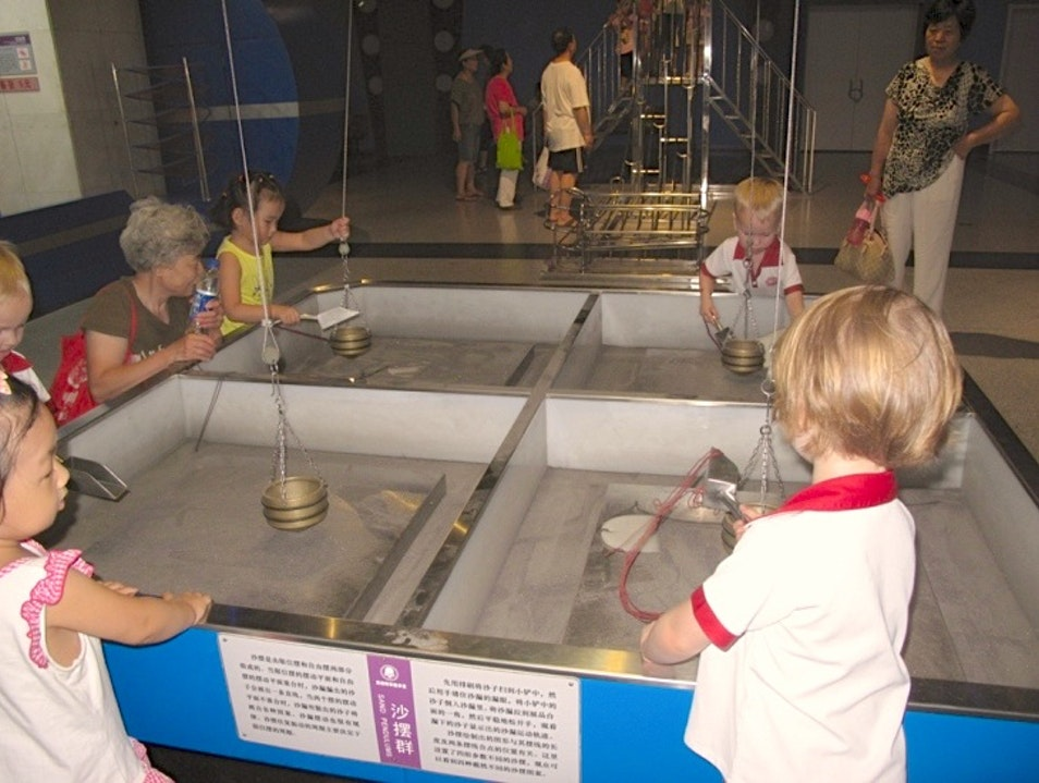 Hands-on Science Fun for Kids and the Young at Heart Tianjin  China