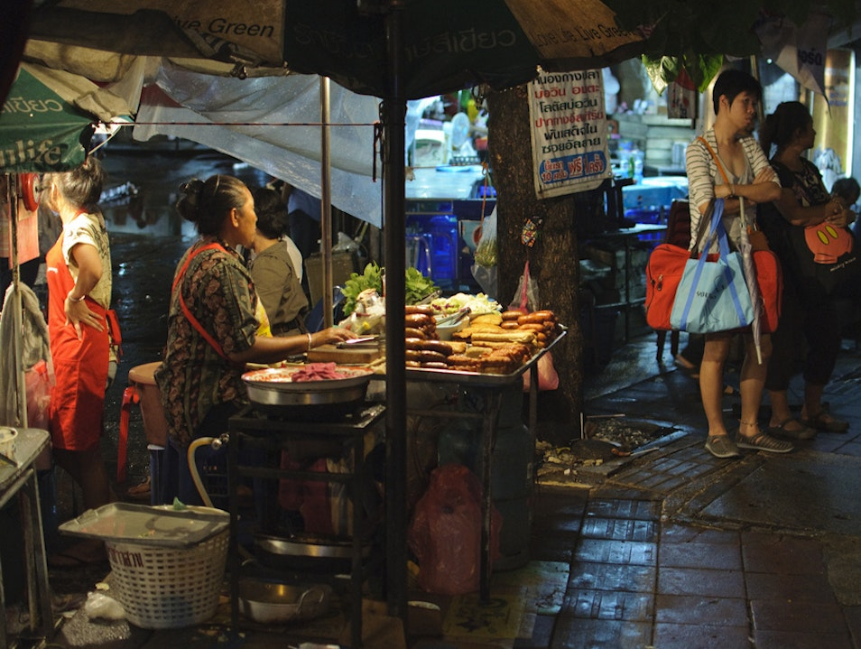 Graze on the World's Greatest Street Food Bangkok  Thailand