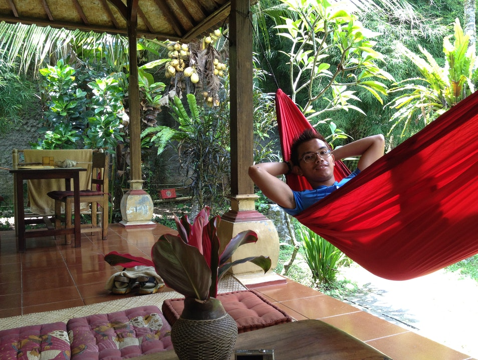 Hanging Out in Ubud