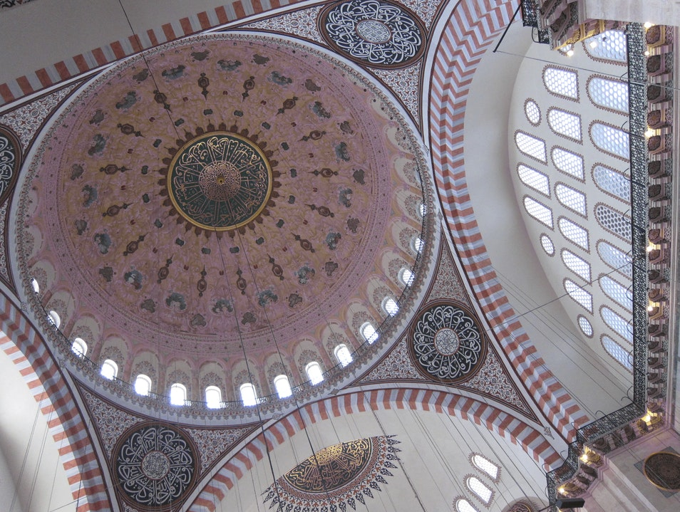 Istanbul's Must-See Mosques Istanbul  Turkey