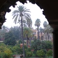 The Alcazar, Sevilla, Spain Seville  Spain