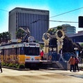1st Street Train Station Long Beach California United States