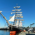 Star of India (ship) San Diego California United States