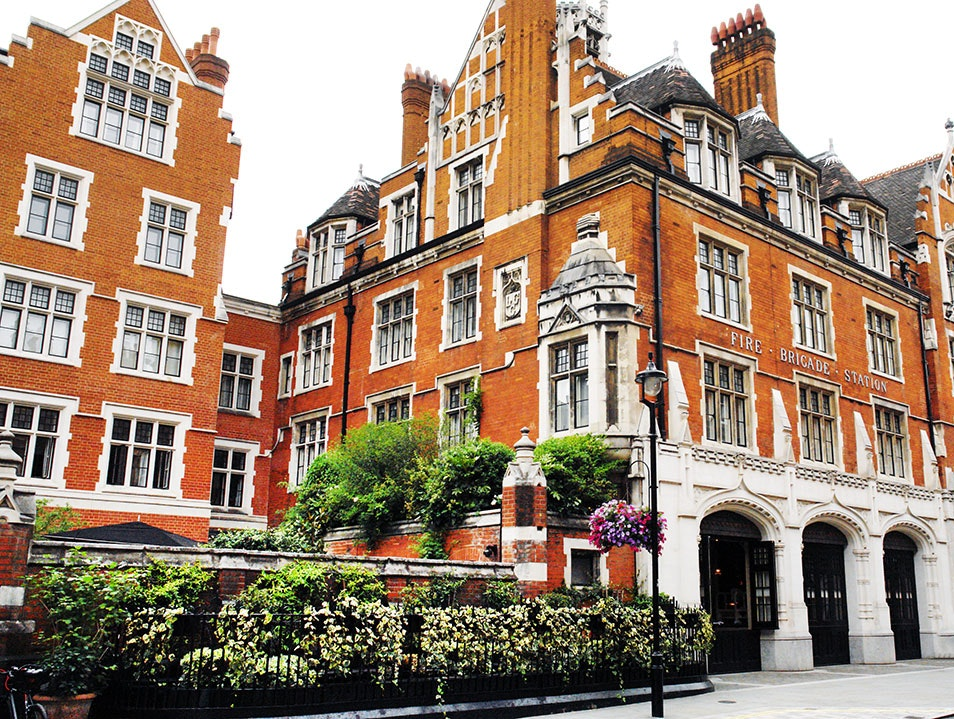 Chiltern Firehouse London  United Kingdom