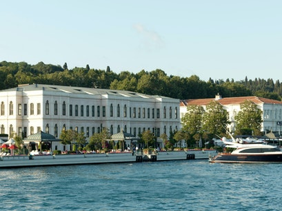 Four Seasons Hotel Istanbul at the Bosporus Istanbul  Turkey