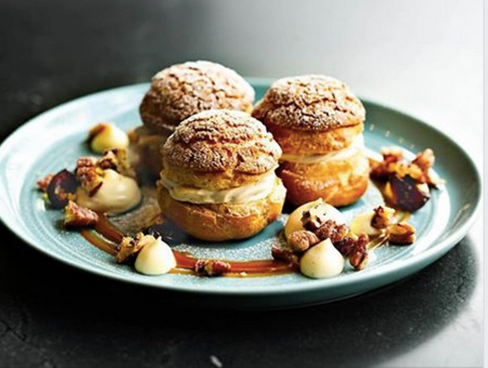 You must eat the warm malted wheat rolls before you die! And everything else on Chef Scott Crawford's menu Kenansville North Carolina United States