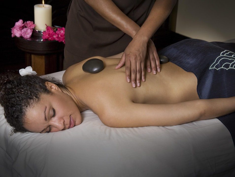 Unwind with a Mandara Massage Nassau  The Bahamas