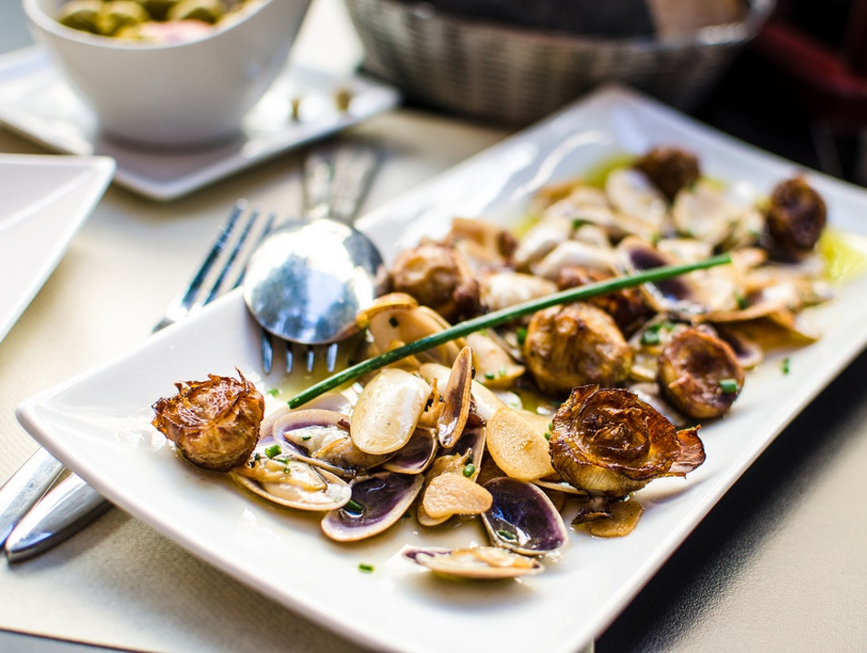 Seafood to Savor in Sevilla
