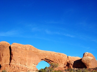 Arches National Park Moab Utah United States