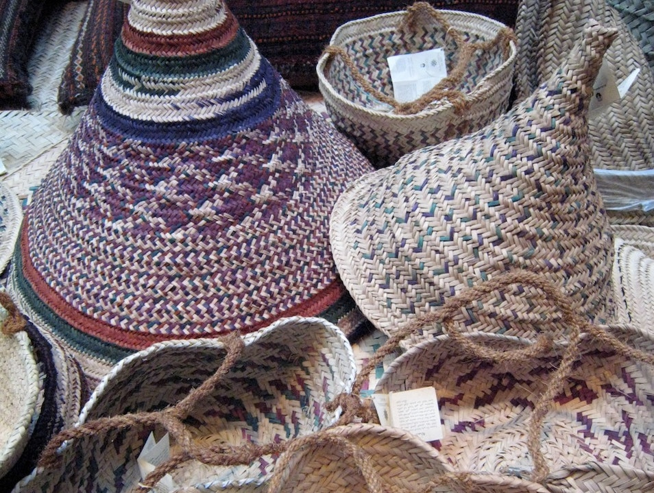 Buy Traditional Bedouin Baskets