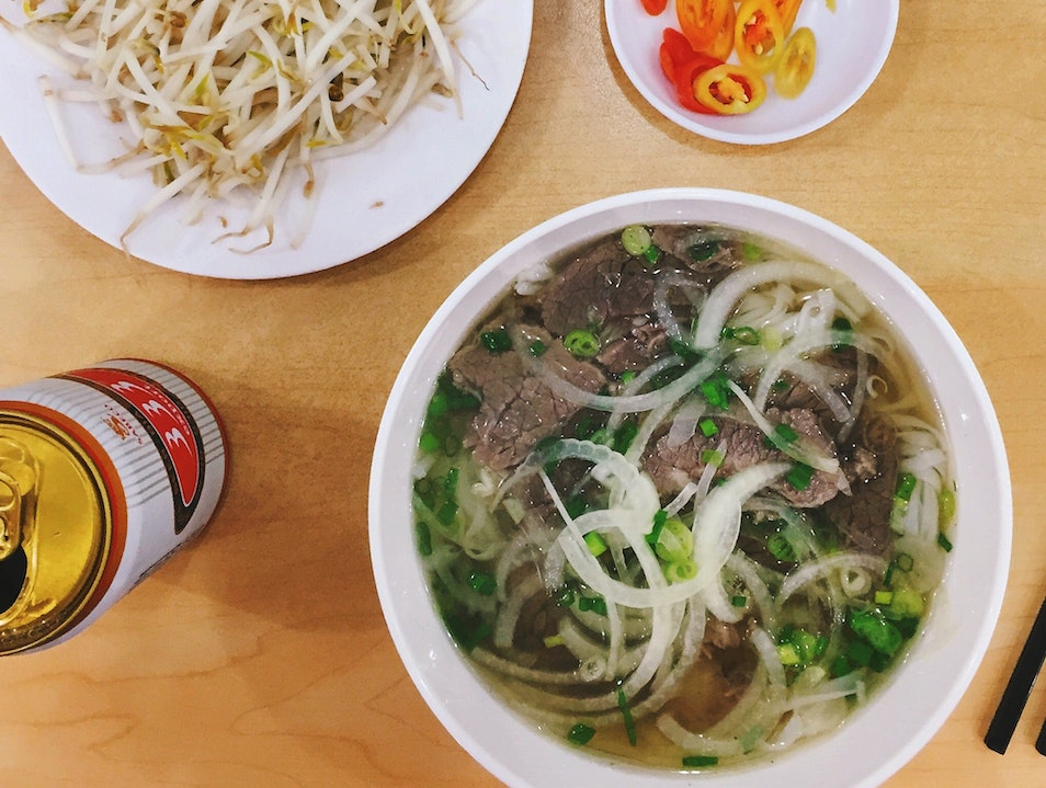 Bill Clinton Ate Phở Here and You Should Too Ho Chi Minh City  Vietnam