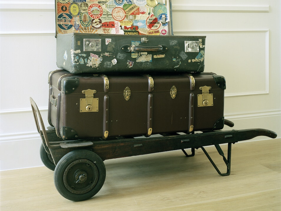 Where to Get the Best Luggage in London London  United Kingdom