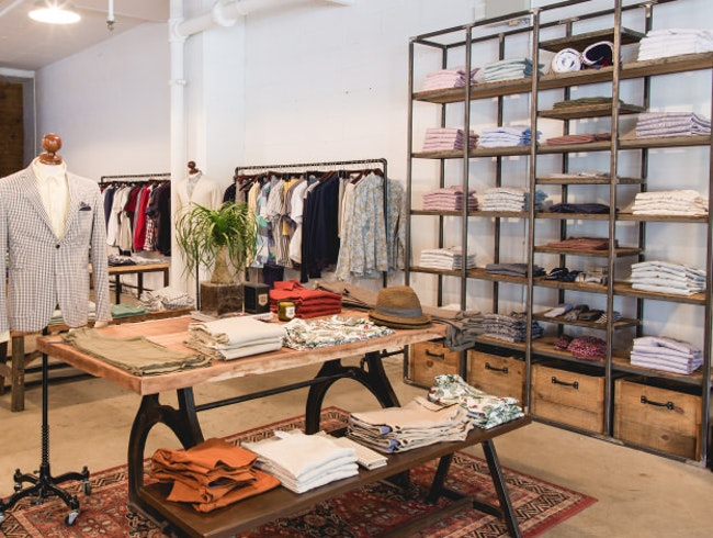 Gentlemen, Here Is A Clothing Shop You Will Actually Enjoy