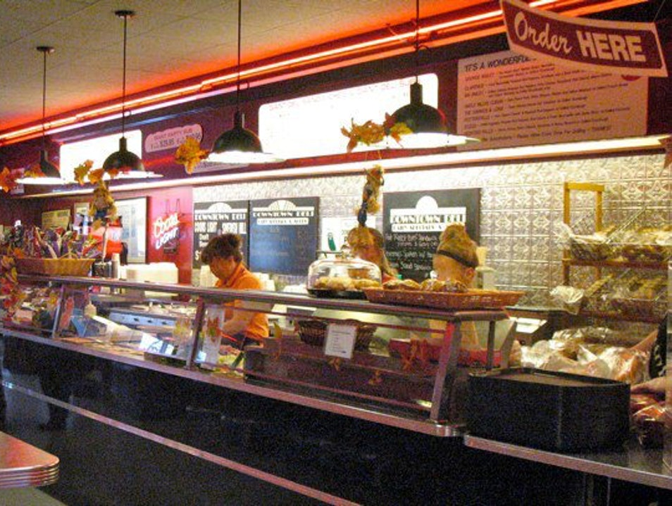 Deli-icious! Seneca Falls New York United States