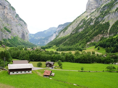 Valley Hostel, Fam. Abegglen Lauterbrunnen  Switzerland