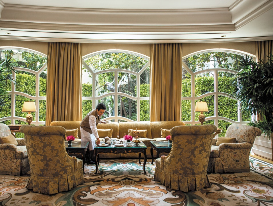 Afternoon Tea Beverly Hills California United States