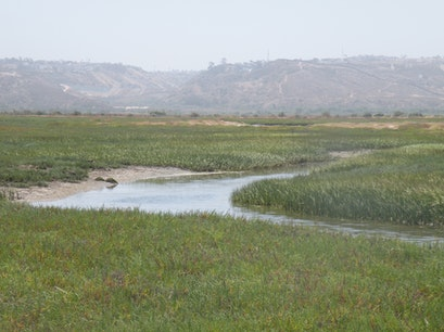 Tijuana Slough National Wildlife Refuge Imperial Beach California United States