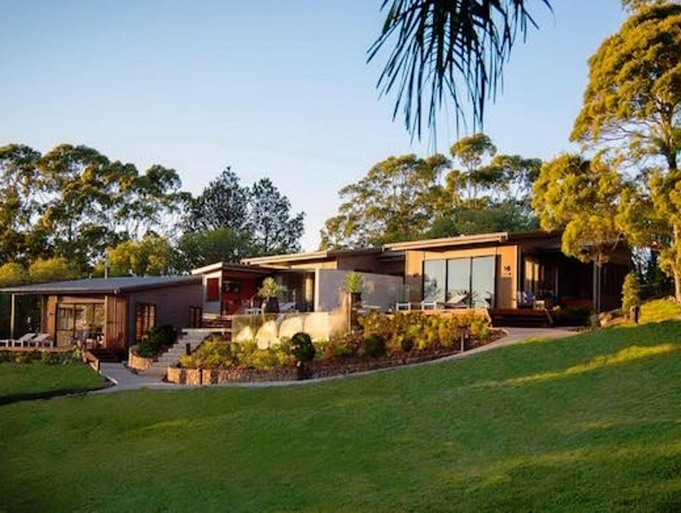 Yoga Retreats: Gaia Retreat & Spa, Australia Brooklet  Australia