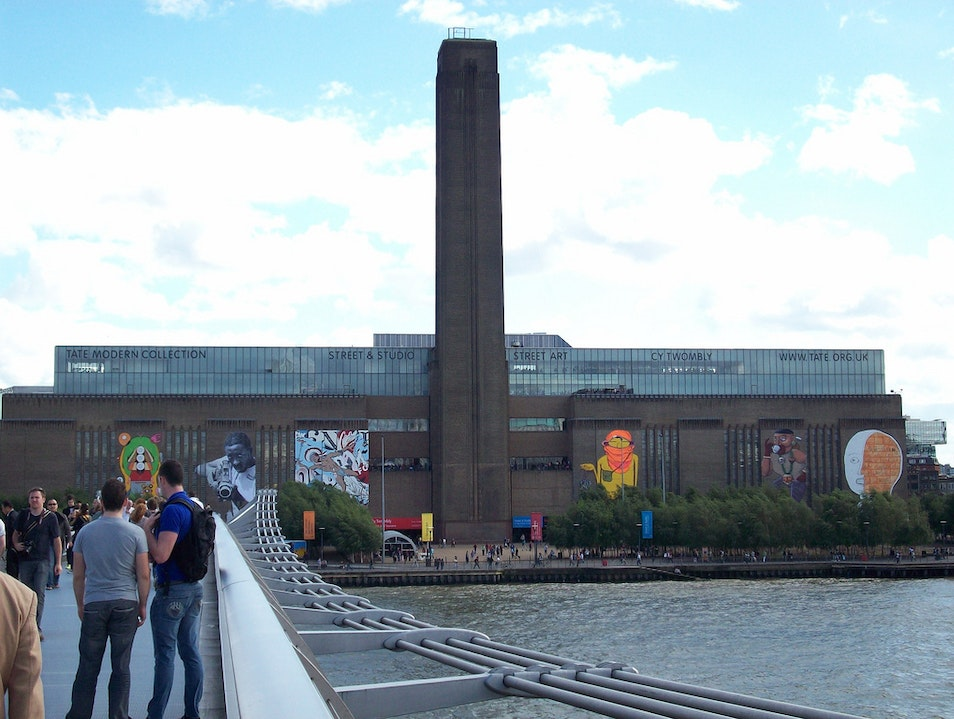 Tate Modern London  United Kingdom