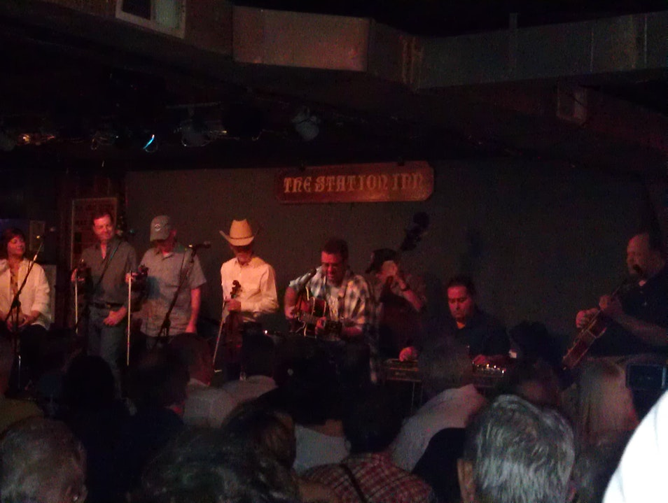 Hear the Time Jumpers at the Station Inn