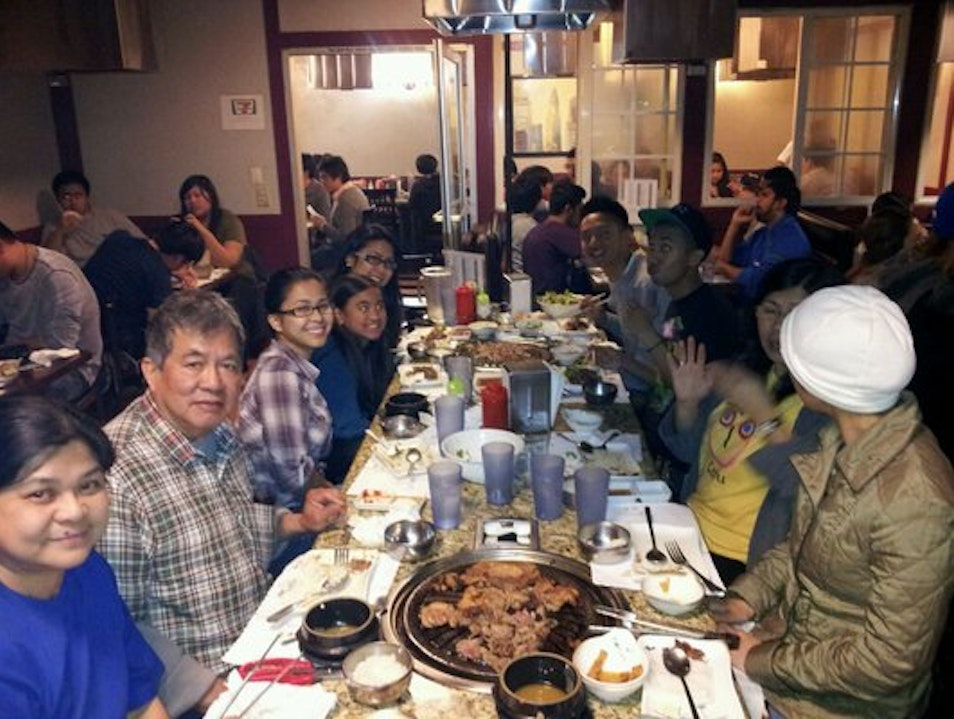 All You Can Eat Korean for $10 Los Angeles California United States