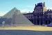 A Rare Quiet Moment at the Louvre