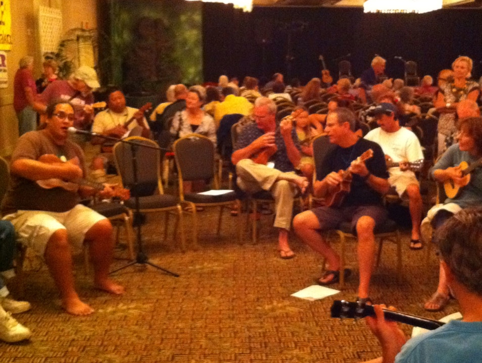 An Intimate Evening Of Hawaiian Music Lihu'e Hawaii United States
