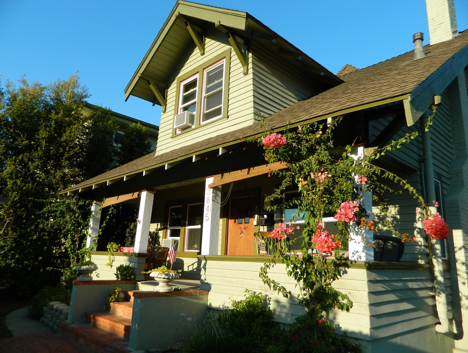 Charming bed & breakfast in the Hillcrest neighborhood of San Diego