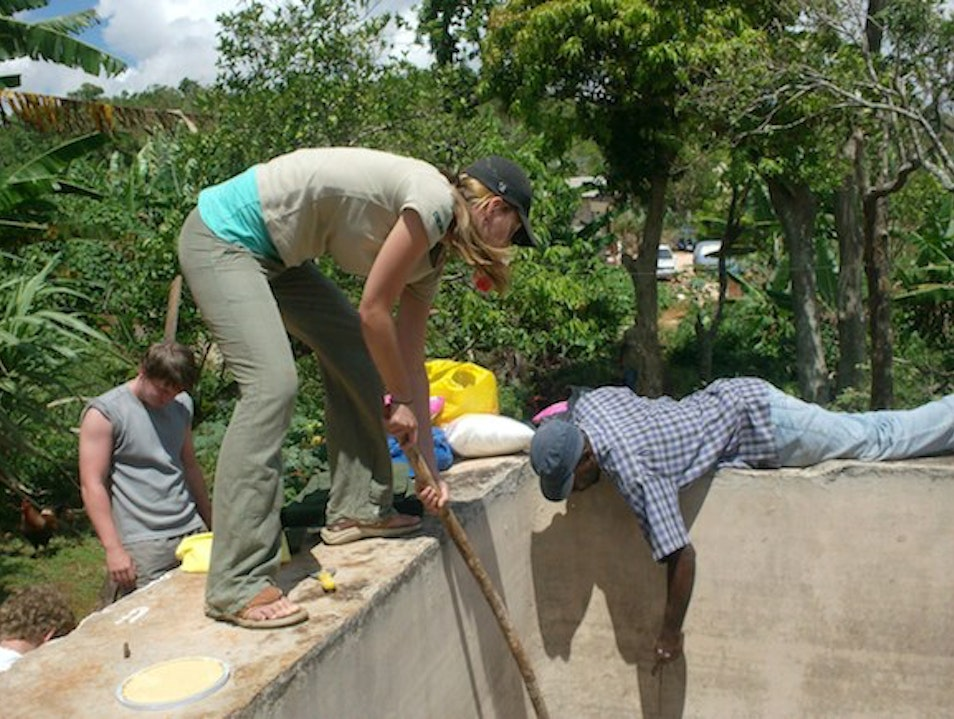 Volunteering with Projects Abroad in Jamaica Clarendon Parish  Jamaica
