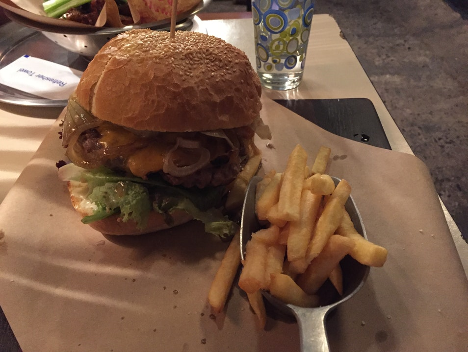 The Biggest, Baddest Burgers in Cape Town