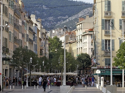 Place Puget Toulon  France