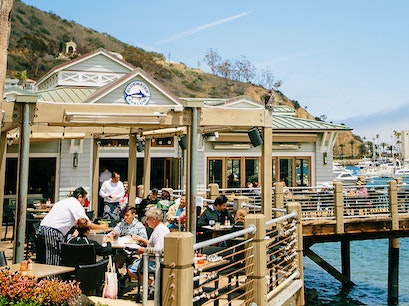 Bluewater Grill Avalon California United States