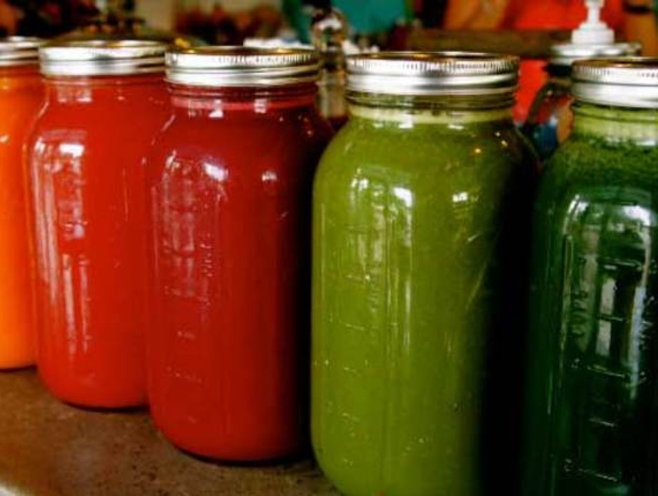 Take a Break and Have a Snack at Jessie's Juice Bar