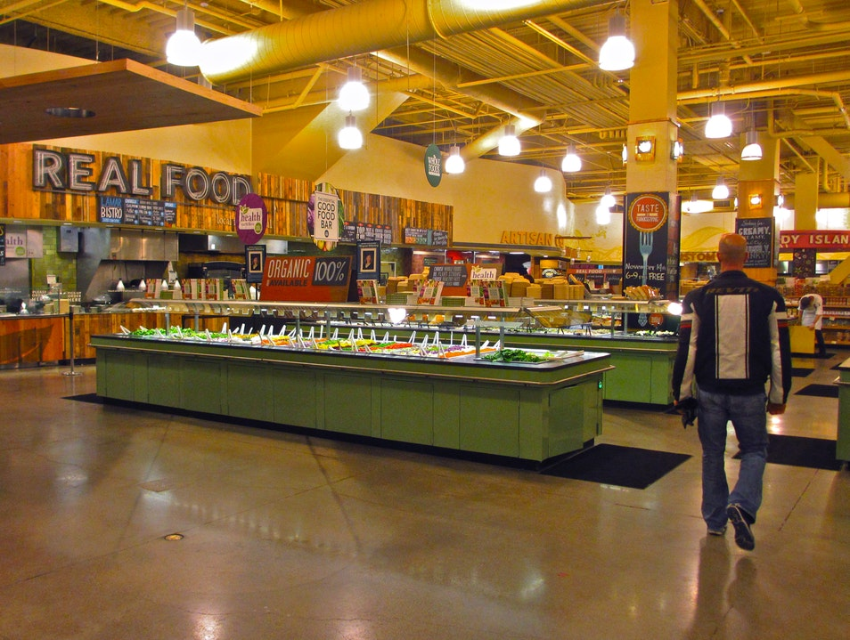Flagship Grocery Store: Homegrown in Austin